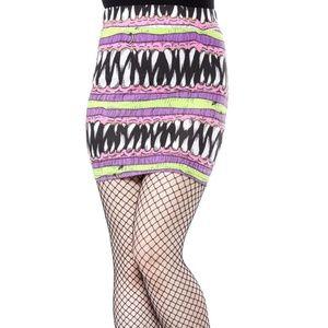 NWT Iron Fist Snarl Mini Skirt Size: Small